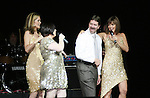 """Jeff on stage with Kassie DePaiva, Kathy Brier, Bobbie Eakes - The Divas of Daytime TV (three great soap stars, two great ABC soaps and one great show) - """"A Great Night of Music and Comedy"""" on November 7, 2008 at the Mishler Theatre, Altoona, PA with meet and greet, autographs and photo ops. Portion of proceeds to benefit Altoona Mirror Season of Sharing. Mid-Life Productions Inc in association with Creative Entertainment presents this great show. (Photo by Sue Coflin/Max Photos)"""