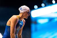 Sarah Sjosrtrom SWE Swedem<br /> day 01  08-08-2017<br /> Energy For Swim<br /> Rome  08 -09  August 2017<br /> Stadio del Nuoto - Foro Italico<br /> Photo Deepbluemedia/Insidefoto
