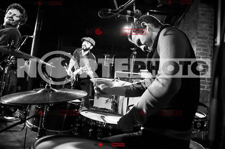 DETROIT, MI - DECEMBER 14: Tony Lucca performs at The Shelter on December 14, 2012 in Detroit, Michigan. © RTNSchwegler / Mediapunchinc