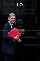 Philip Hammond (British Conservative politician and Secretary of State for Defence).<br />