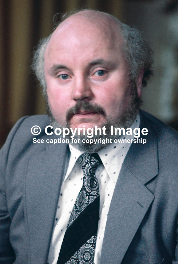 Paddy O'Hanlon, prominent member, SDLP, Social Democratic &amp; Labour Party, N Ireland, UK, 197811000290b.<br /> <br /> Copyright Image from Victor Patterson,<br /> 54 Dorchester Park, Belfast, UK, BT9 6RJ<br /> <br /> t1: +44 28 90661296<br /> t2: +44 28 90022446<br /> m: +44 7802 353836<br /> <br /> e1: victorpatterson@me.com<br /> e2: victorpatterson@gmail.com<br /> <br /> For my Terms and Conditions of Use go to<br /> www.victorpatterson.com