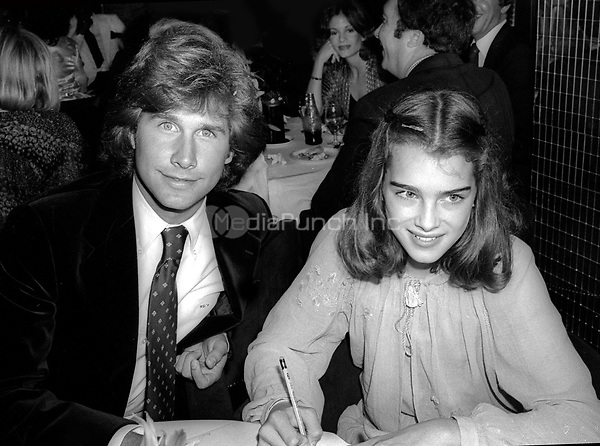 Parker Stevenson and Brooke Shields 1978<br /> Photo By Adam Scull/PHOTOlink/MediaPunch