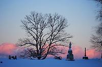 Sunrise, Gettysburg