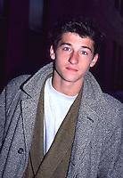 Patrick Dempsey 1987 by Jonathan Green