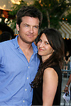 "Actor Jason Bateman and Amanda Anka arrive at the Premiere of Columbia Pictures' ""Step Brothers"" at the Mann Village Theater on July 15, 2008 in Los Angeles, California."