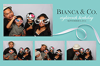 Bianca's 18th Birthday Party
