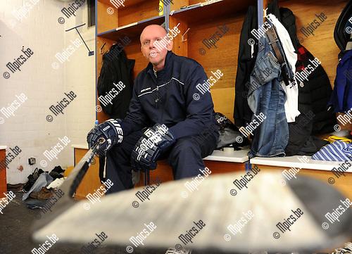 2012-11-15 / ijshockey / seizoen 2012-2013 / Deurne / Jan Van Beveren..Foto: Mpics.be