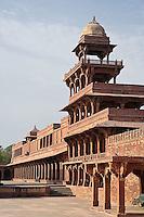 Fatehpur Sikri, in the state of Uttar Pradesh, India.