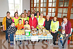 Kerry Hospice Walk : Members of the Lixnaw branch of the Kerry Hospice movement who took part in the 3rd annual Good Friday sponsored walk and soup kitchen at Lixnaw convent .