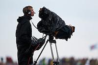 Tv-photographer, Opening ceremony. Photo: Magnus Fröderberg/Scouterna