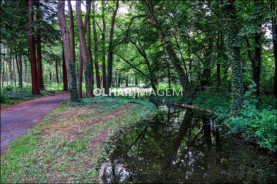 Parque Bois de Boulogne, Paris, França. 2016. Foto de Juca Martins.