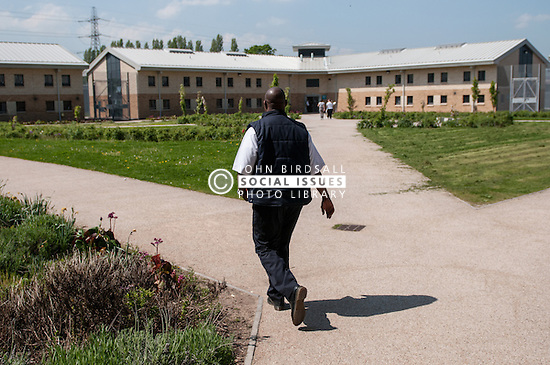 HMP Bronzefield, womens prison in Surrey