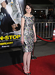 Michelle Dockery attends Universal Pictures' Non-Stop held at Regency Village Theatre in Westwood, California on February 24,2014                                                                               © 2014 Hollywood Press Agency