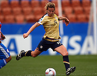 Elizabeth Eddy (USA)..FIFA U17 Women's World Cup, Paraguay v USA, Waikato Stadium, Hamilton, New Zealand, Sunday 2 November 2008. Photo: Renee McKay/PHOTOSPORT