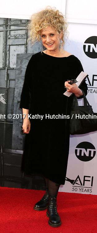 LOS ANGELES - JUN 8:  Carol Kane at the American Film Institute's Lifetime Achievement Award to Diane Keaton at the Dolby Theater on June 8, 2017 in Los Angeles, CA