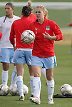 11 April 2009: Chicago's Lindsay Tarpley. The Washington Freedom played the Chicago Red Stars to a 1-1 tie at the Maryland SoccerPlex in Boyds, Maryland in a regular season Women's Professional Soccer game.