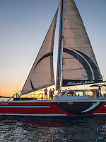 Sunset Sailing<br /> U.S. Virgin Islands