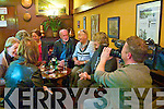 "the filming of the Documentary series ""On the Street where you live"" which will feature the oldest pub in Tralee,Jess McCarthy's bar,Castle St,Tralee,when it's broadcast next January on RTE television"