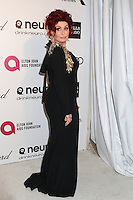 WEST HOLLYWOOD, CA - MARCH 2: Sharon Osbourne attending the 22nd Annual Elton John AIDS Foundation Academy Awards Viewing/After Party in West Hollywood, California on March 2nd, 2014. Photo Credit: SP1/Starlitepics. /NORTePHOTO