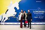 Longines Masters of Hong Kong at AsiaWorld-Expo on 09 February 2018, in Hong Kong, Hong Kong. Photo by Zhenbin Zhong / Power Sport Images