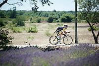 Thomas Voeckler (FRA/DirectEnergie)<br /> <br /> stage 13 (ITT): Bourg-Saint-Andeol - Le Caverne de Pont (37.5km)<br /> 103rd Tour de France 2016
