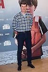 Cayetano Martinez de Irujo attends 'Nacido En Siria' (Born in Syria) premiere at Palafox cinema,  Madrid, Spain. January 11, 2017. (ALTERPHOTOS/Rodrigo Jimenez)