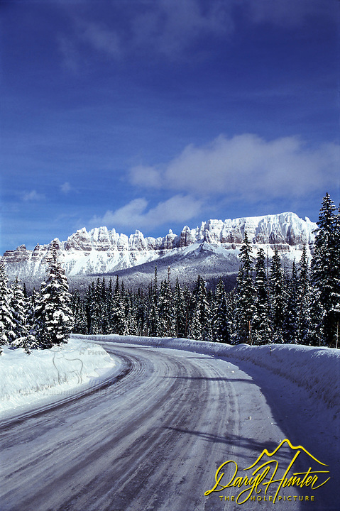 Highway 191, wyoming, The Pinnacles, winter, Dubois, Wyoming, Togwotee Trail, Togwotee Pass,