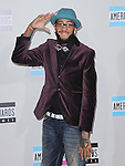 Travie McCoy attends 2011 American Music Awards held at The Nokia Theater Live in Los Angeles, California on November 20,2011                                                                               © 2011 DVS / Hollywood Press Agency