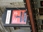 Theatre Marquee.Prymate a new play by Mark Medoff starring Heather Tom, Andre De Shields, James Naughton and Phyllis Frelich at the Longacre Theatre in New York City..May 3, 2004.© Walter McBride /  .