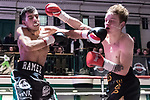Ramez Mahmood vs Jules Phillips 4x3 - Featherweight Contest
