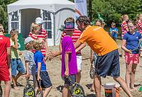 Den Bosch, Netherlands, 13 June, 2017, Tennis, Ricoh Open, Kidsday<br /> Photo: Henk Koster/tennisimages.com