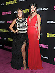 Selena Gomez and Vanessa Hudgens at The L.A. Premiere of Spring Breakers held at The Arclight Theater in Hollywood, California on March 14,2013                                                                   Copyright 2013 Hollywood Press Agency