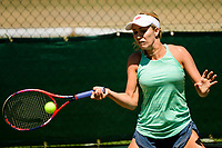 DANIELLE COLLINS (USA)<br /> <br /> TENNIS - THE CHAMPIONSHIPS - WIMBLEDON- ALL ENGLAND LAWN TENNIS AND CROQUET CLUB - ATP - WTA -ITF - WIMBLEDON-SW19, LONDON, GREAT  BRITAIN- 2017  <br /> <br /> <br /> &copy; TENNIS PHOTO NETWORK