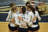 MSU Ladybobcats vs UND (volleyball)