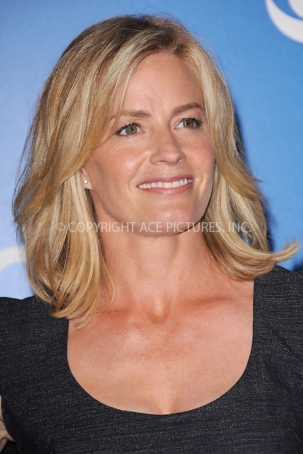 WWW.ACEPIXS.COM . . . . . .May 16, 2012...New York City....Elisabeth Shue attends the 2012 CBS Upfronts at The Tent at Lincoln Center on May 16, 2012 in New York City.on May 16, 2012  in New York City ....Please byline: KRISTIN CALLAHAN - ACEPIXS.COM.. . . . . . ..Ace Pictures, Inc: ..tel: (212) 243 8787 or (646) 769 0430..e-mail: info@acepixs.com..web: http://www.acepixs.com .