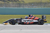 2017 F4 US Championship<br /> Rounds 1-2-3<br /> Homestead-Miami Speedway, Homestead, FL USA<br /> Saturday 8 April 2017<br /> #24 Of Benjamin Pedersen<br /> World Copyright: Dan R. Boyd/LAT Images