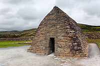 The Gallarus Oratory, Dingle Peninsula, County Kerry, Republic of Ireland