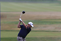 David Drysdale (SCO) tees off the 13th tee during Saturday's Round 3 of the Porsche European Open 2018 held at Green Eagle Golf Courses, Hamburg Germany. 28th July 2018.<br /> Picture: Eoin Clarke | Golffile<br /> <br /> <br /> All photos usage must carry mandatory copyright credit (&copy; Golffile | Eoin Clarke)