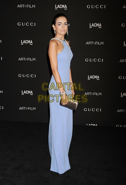 LOS ANGELES, CA - NOVEMBER 01: Actress Camilla Belle attends the 2014 LACMA Art + Film Gala honoring Barbara Kruger and Quentin Tarantino presented by Gucci at LACMA on November 1, 2014 in Los Angeles, California.<br /> CAP/ROT/TM<br /> &copy;Tony Michaels/Roth Stock/Capital Pictures