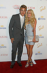 SANTA MONICA, CA. - May 13: Spencer Pratt and Heidi Montag arrive at the Maxim's 10th Annual Hot 100 Celebration at The Barker Hangar on May 13, 2009 in Santa Monica, California.