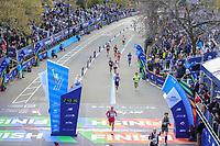 Nova York (EUA), 03/11/2019 - Maratona de Nova York -  Maratona de Nova York da TCS em 03 de novembro de 2019 na cidade de Nova York  (Foto: William Volcov/Brazil Photo Press)