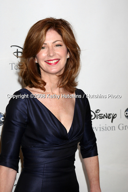Dana Delany   arriving at the ABC TCA Summer 08 Party at the Beverly Hilton Hotel in Beverly Hills, CA on.July 17, 2008.©2008 Kathy Hutchins / Hutchins Photo .