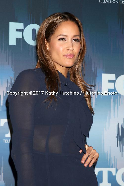LOS ANGELES - JAN 11:  Jaina Lee Ortiz at the FOX TV TCA Winter 2017 All-Star Party at Langham Hotel on January 11, 2017 in Pasadena, CA