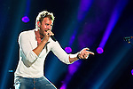 Charles Kelley of Lady Antebellum performs at LP Field during Day 2 of the 2013 CMA Music Festival in Nashville, Tennessee.