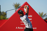 Erik Van Rooyen (RSA) on the 15th during the 1st round of the Abu Dhabi HSBC Championship, Abu Dhabi Golf Club, Abu Dhabi,  United Arab Emirates. 16/01/2020<br /> Picture: Fran Caffrey | Golffile<br /> <br /> <br /> All photo usage must carry mandatory copyright credit (© Golffile | Fran Caffrey)
