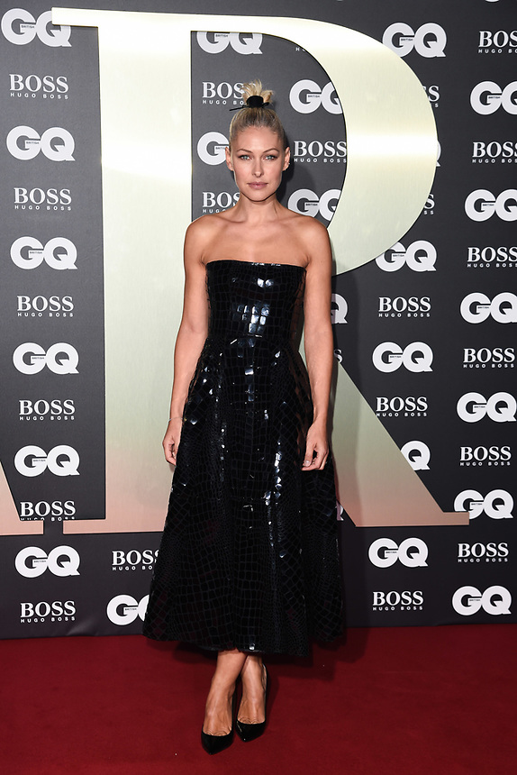 Emma Willis<br /> arriving for the GQ Men of the Year Awards 2019 in association with Hugo Boss at the Tate Modern, London<br /> <br /> ©Ash Knotek  D3518 03/09/2019