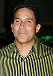 """UNIVERSAL CITY, CA. - August 14: Actor Oscar Nunez attends a """"Green"""" Gala hosted by Governor Arnold Schwarzenegger at Universal Studios on August 14, 2008 in Universal City, California."""
