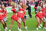 09.03.2019, RheinEnergieStadion, Koeln, GER, 2. FBL, 1.FC Koeln vs. Arminia Bielefeld,<br />  <br /> DFL regulations prohibit any use of photographs as image sequences and/or quasi-video<br /> <br /> im Bild / picture shows: <br /> die Cheerleader des 1. FC Koeln,  <br /> <br /> Foto &copy; nordphoto / Meuter