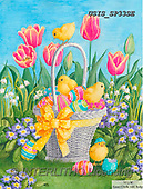 Ingrid, EASTER, OSTERN, PASCUA, paintings+++++,USISSP33SE,#e#, EVERYDAY