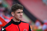 Fleetwood Town's Harrison Biggins looks on<br /> <br /> Photographer Richard Martin-Roberts/CameraSport<br /> <br /> The EFL Sky Bet League One - Barnsley v Fleetwood Town - Saturday 13th April 2019 - Oakwell - Barnsley<br /> <br /> World Copyright © 2019 CameraSport. All rights reserved. 43 Linden Ave. Countesthorpe. Leicester. England. LE8 5PG - Tel: +44 (0) 116 277 4147 - admin@camerasport.com - www.camerasport.com